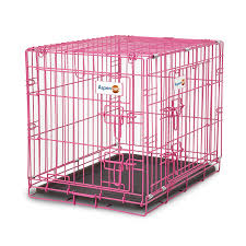 amazoncom  aspen pet puppy door training retreat crate