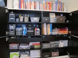 modern office supplies cabinet