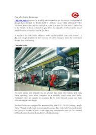 Back Boiler Design Fire Tube Boiler Designing Docsity