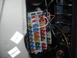 boost gauge wiring help volvo owners club forum fuse box it stayed lit up when the ignition was off finally used fuses 25 and 13 i think it was and now it calibrates itself and turns off the