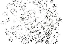 Kleurplaat kawaii poppetjes bff bff tekening makkelijk : 49 Ideeen Over Jill Kinderfeestjes Rendiercupcakes Haar Verven Zelf