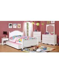 Mali 5PC Full White Bedroom Set