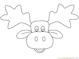 Small Picture If You Give A Moose A Muffin Coloring Pages AZ Coloring Pages