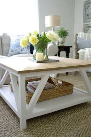 farm table coffee table modern farmhouse square coffee table rustic farmhouse coffee and end tables
