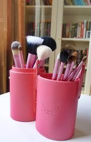 sigma makeup brushes kit. sigma 12 brush make me blush kit coral makeup brushes