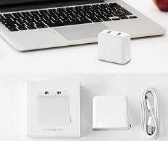 <b>Зарядное устройство Xiaomi ZMi</b> HA622 Dual USB Quick Charger Kit