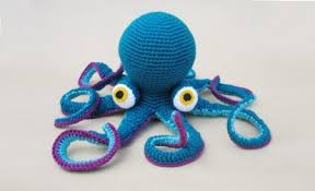 Octopus Crochet Pattern Adorable Crochet Octopus Free Pattern