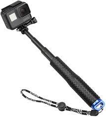"AFAITH 19"" <b>Adjustable</b> Waterproof Selfie Stick,ExtendableTelescopic..."