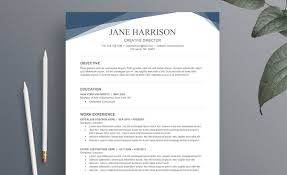 Ms Resume 15 Free Resume Templates For Microsoft Word That Dont Look Like Word