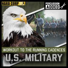 exercise to the marching cadences u s