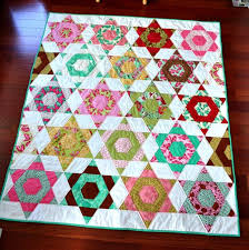 31 best Tula Pink images on Pinterest   Pink quilts, Quilting ... & Hexigon quilt... Tula Pink Plume Adamdwight.com