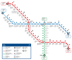 Metro My Chart Sign In Metro Network Map