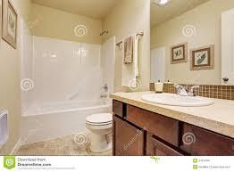 ideas bathroom tile color cream neutral: bathroom tiles ideas with beige color interior design for inspiration