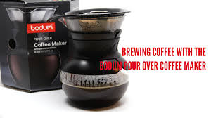 The bodum pour over coffee maker has a fine mesh stainless steel filter that eliminates the need for paper filters. Brewing Coffee With The Bodum Pour Over Coffee Maker Fordsbasement