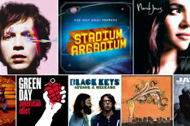Rock Charts 2001 100 Best Albums Of The 2000s Rolling Stone