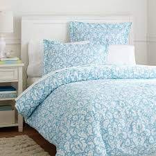 blue damask duvet cover sweetgalas