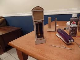 how to make mini furniture. how to make a doll grandfather clock miniature from trash mini furniture l