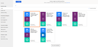 Create Insight Cards Using Microsoft Flow In Dynamics 365