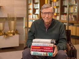 Bill Gates' Favorite Books of 2017