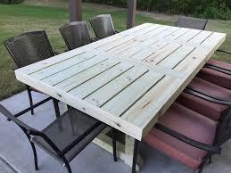 diy outdoor table. Diy Outdoor Table H