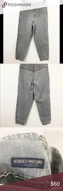 Guess By Marciano Size Chart Vintage George Marciano For Guess Denim Jeans Vintage George