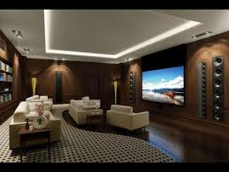 Living Room Home Theater Ideas Model