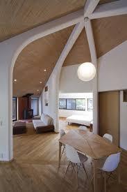 Modern Japanese Houses Attractive Modern Japanese Pentagonal House Design Ideas Using