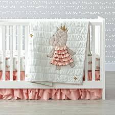 baby circus crib bedding