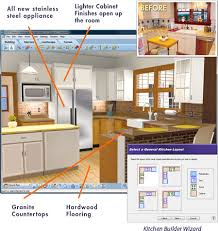 kitchen design software. No Design Experience Necessary \u2013 Using A Wizard-driven Interface With Drag And Drop Simplicity, HGTV\u0027s Kitchen Software Makes It Easy - PLUS, W