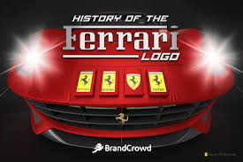 History Of The Ferrari Logo Brandcrowd Blog