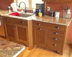 Craftsman Quartersawn Oak Cabinetry Craftsman Kitchen Nice Ideas