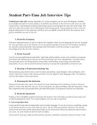 Resume For First Job Part Time Job Resume Format Basic Examples For Jobs Parttime 100a 71