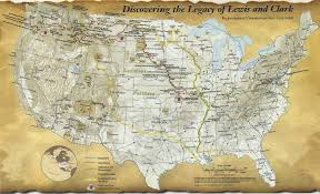 states map map of western expansion in the us from  map of the lewis and clark expedition us map 1804