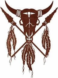 native american buffalo skull 42 southwest metal wall art on southwest outdoor metal wall art with native american buffalo skull 42 southwest metal wall art