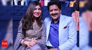 Udit Narayan's wife Deepa approves of his relationship with Alka Yagnik on  Sa Re Ga Ma Pa Li'l Champs - Times of India