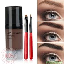 COD 100% ORI SACE LADY <b>Eyebrow Gel 6 Colors</b> Tinted ...