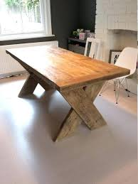 diy pedestal table base ideas pedestal table base ideas reclaimed wood dining table with cross x