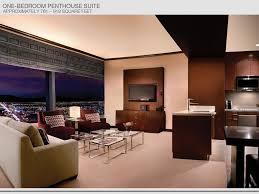 Vdara  Bedroom Penthouse Suite The HomeAway Las Vegas - Cosmo 2 bedroom city suite