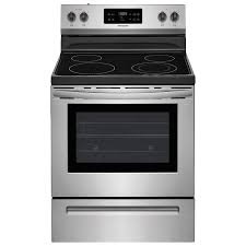 Side By Side Double Oven Electric Range. Side By Double Oven ...