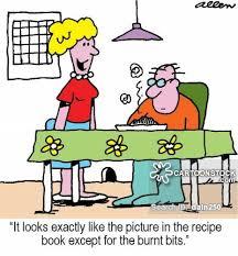 recipe book cartoon 18 of 38
