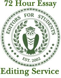 our editing proofreading and formatting rates editors for students 72 hour essay editing service 6 pg
