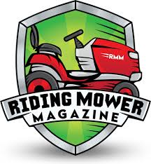 lawn mower logo png. riding mower magazine lawn logo png