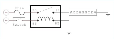 diagram of the eye net 4 pole relay wiring pin starter tropicalspa co diagram of nephron easy 4 pin relay wire up pole wiring
