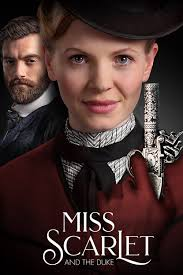 Watch Miss Scarlet and the Duke online ...
