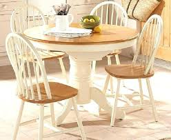 round wood kitchen tables white round kitchen table set magnificent white wooden dining table and chairs