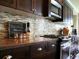 Image of: rustic kitchen backsplash ideas