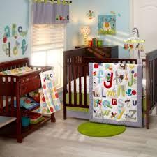 alphabet crib sheet like this crib skirt nojo abc with me by jill mcdonald 4 piece