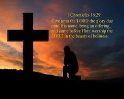 Image result for I Chronicles 16:29