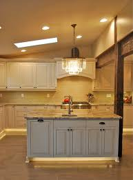 Kitchens Renovations Kitchen Renovation Toe Kick Led Lighting Viking Kitchen