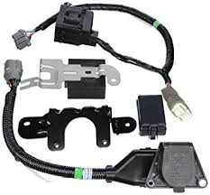 amazon com genuine honda 08l91 sza 100a trailer hitch harness 2006 honda ridgeline trailer wiring harness genuine honda 08l91 sza 100a trailer hitch harness